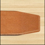 A Simple Leather Belt Co Taper Tip